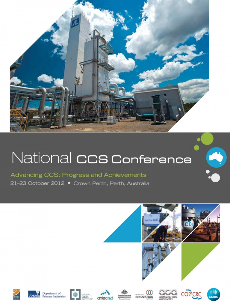 National CCS Conference handbook - traceygrady.com